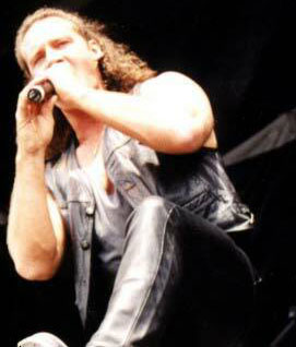 ralf scheepers at bang your head festival 2000