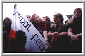PF fans at wacken