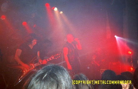 another red unclear photo from the Toulouse concert- oh welllll
