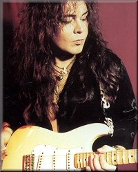 yngwie...I remember a time when he was a blond.....